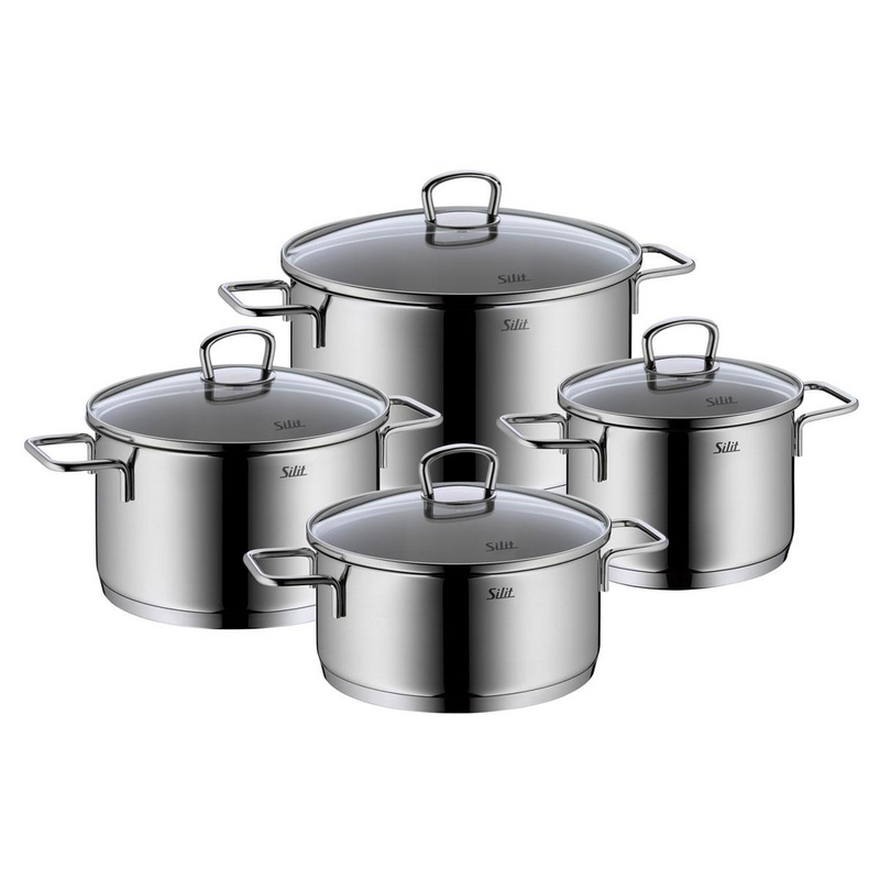 Alia Cookware Set (4 Pcs) (β)