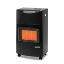 Samix - Full Safety Gas Heater (3 Burners)