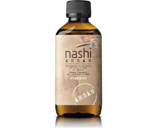 Nashi - Argan Shampoo For All Types Of Hair (200Ml) (β)