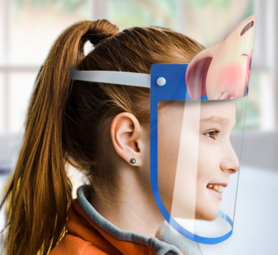 Face Shield - Kids Disposable UV Protection (β)