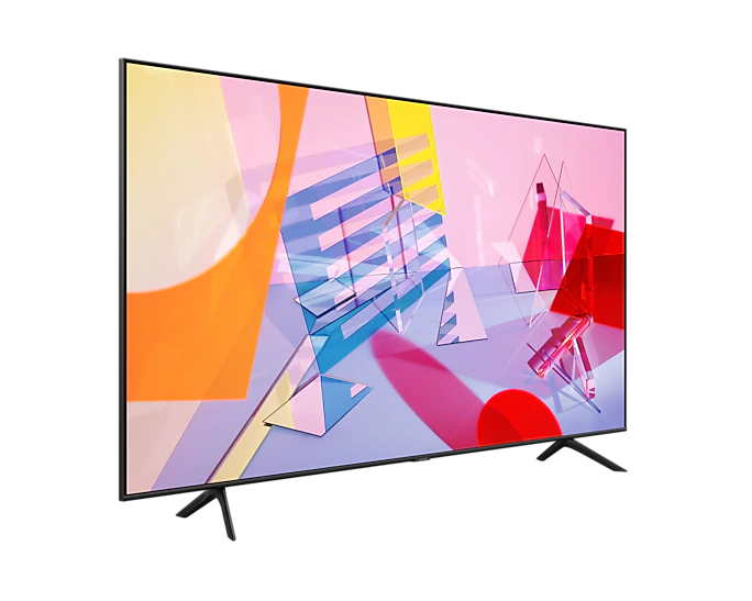 "Samsung - 58"" Qled Smart 4K Tv (2020) (β)"