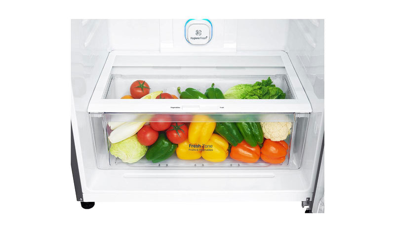 LG - Top Mount Refrigerator  (549L- LED Display - Did)
