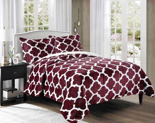 Nova - Orion Comforter Set 3 Pcs