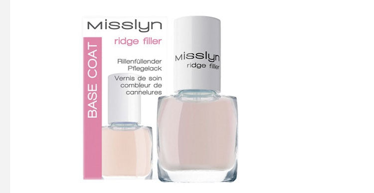 Misslyn - Nail Care Ridge Filler (β)