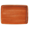 Terracotta Rectangular Plate (23*16Cm) (β)