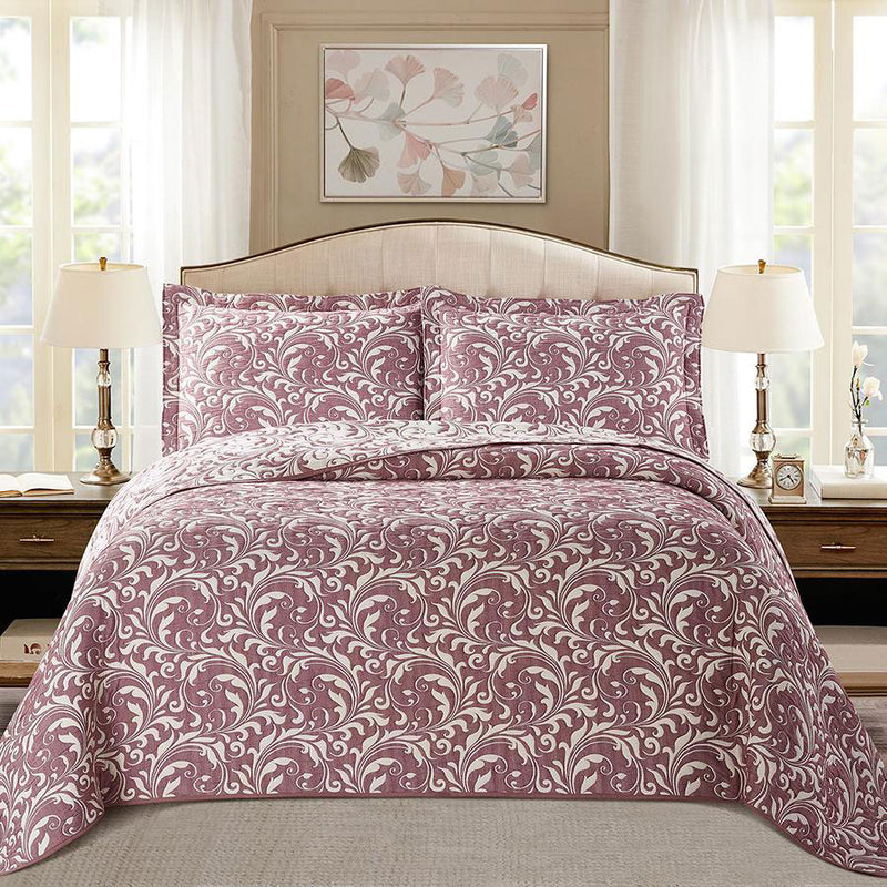 Nova - Luxana Cotton Reversible Bedspread (Twin - King)