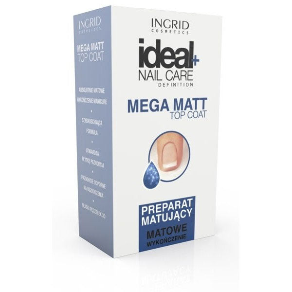 INGRID - Mega Matt Nail Care (β)