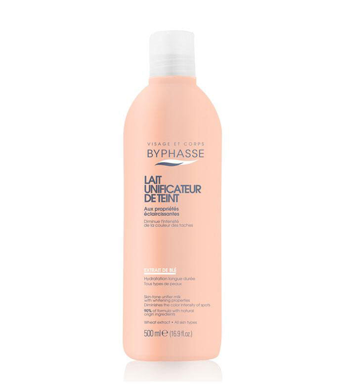 BYPHASSE - Unifying Complexion Body Milk - Wheat Extract 500Ml (β)