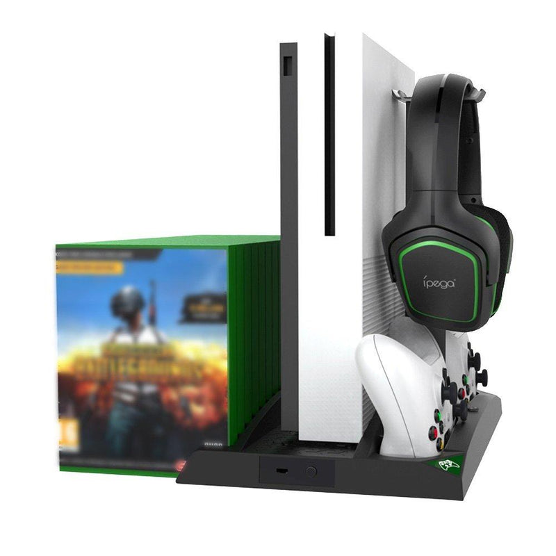 6 In 1 Vertical Stand Xbox One Pg-Xb007 (β)
