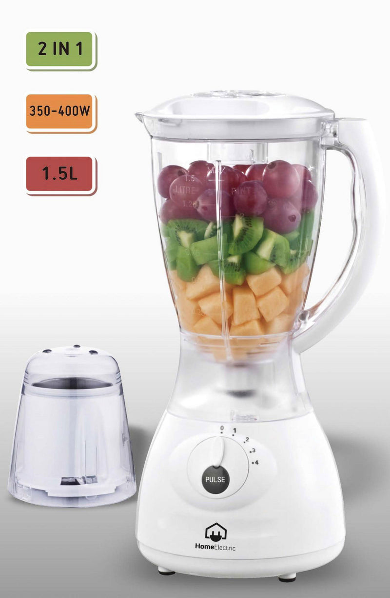 Home Electric - Table blender 400W (1.5L) (β)