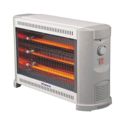 Samix - Electric Heater With Fan &  LED Heater (2100W)