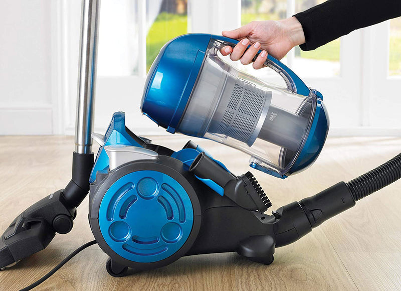 Black & Decker - Bagless Vacuum Cleaner with 6 Spiral Filters (2000 W - 1.8 L) (β)