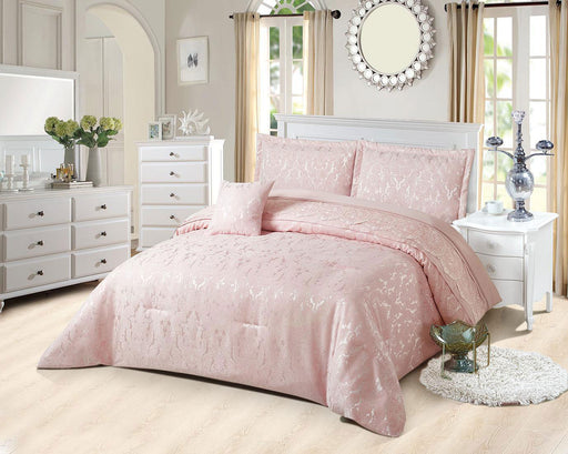 Bridal - Antalya Comforter 4 Pcs Set