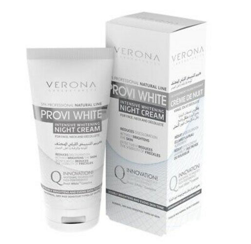 Verona - Whitening Night Cream (50 Ml)