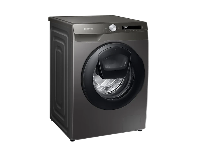 SAMSUNG - Front Loading Washer With Eco Bubble™ (8KG / Inox)