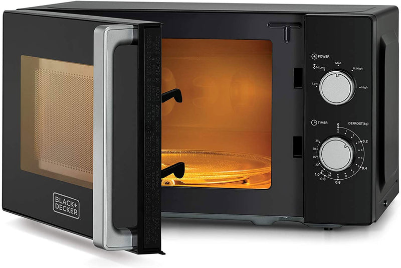 Black & Decker - Microwave Oven 20L (β)