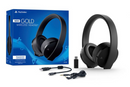 Sony Playstation Gold Wireless Headphone (β)