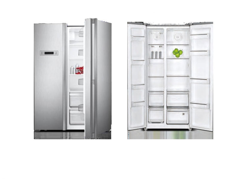 Hyundai - Side By Side Refrigerator (β)