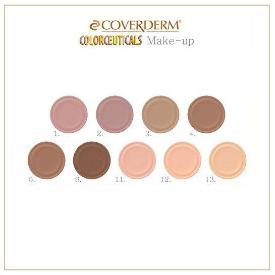 Coverderm - Luminous Make Up Anti Aging SPF50+ (30Ml) (β)