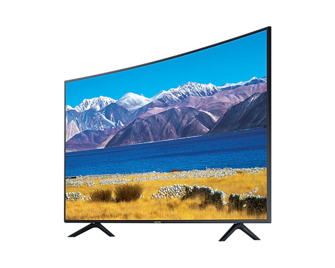 "SAMSUNG - 55"" TU8300 Crystal UHD 4K Smart TV 2020"