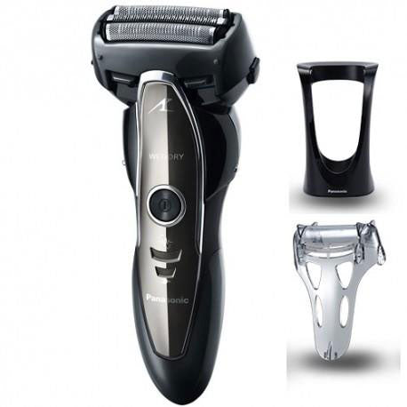 Panasonic - 3-Blade Shaver With Sensor