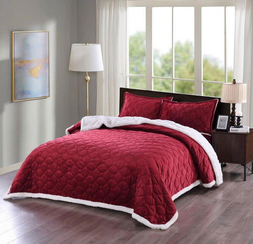 NOVA -  Brielle  Winter Bed Spread 3Pcs-4Pcs