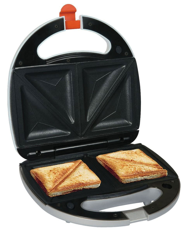 Black & Decker - Sandwich Maker with Removable S/W Plate (2 Slots)  (β)