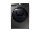 SAMSUNG -Washer & Dryer Combo With Ai Control, Add Wash, Air Wash (8*6KG / Inox)