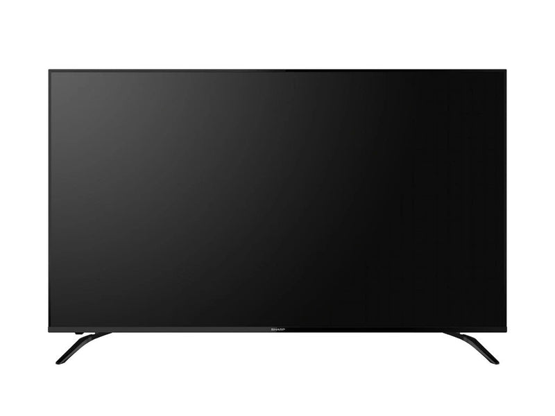 "Sharp - 70"" Smart 4K TV + Wireless Bluetooth Speaker System ( GX-BT7 )"