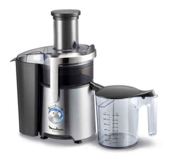 Moulinex - Juicer (800W  - 1.2 L) +  Free Lemon Juicer  - 0.6L (β)