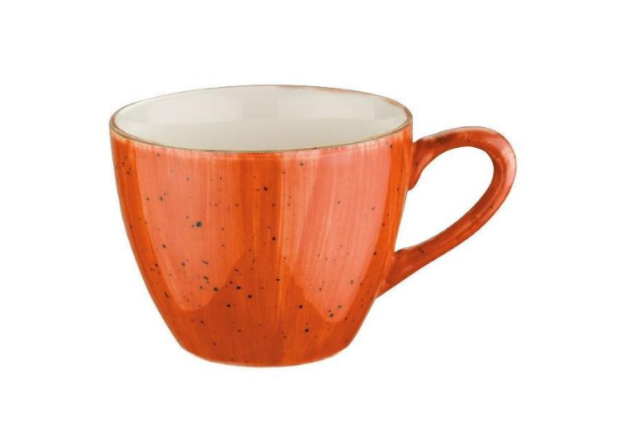 Terracotta Coffee Cup (80Ml) (β)