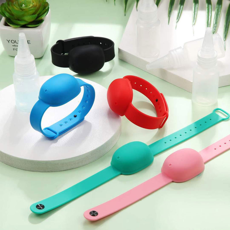 SN - Wristband Hand Dispenser For Adults And Children (BUY 2 GET 1 FREE) (β)