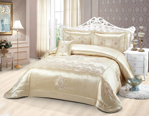 Bridal - Noura Comforter 4 Pcs Set