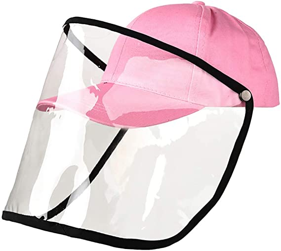 Face Shield - Kids Hat With Face Protection (β)