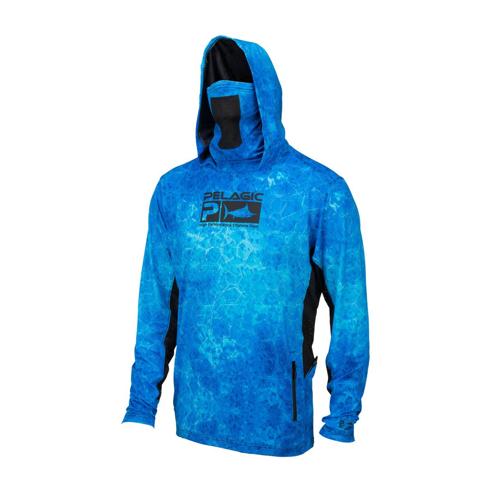 Men's Exo-Tech Hex Hooded