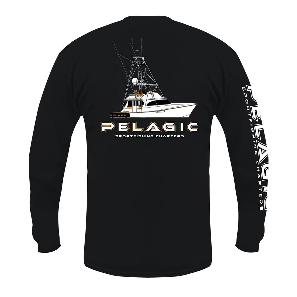 Pelagic Sportfishing Premium Long Sleeve Shirt