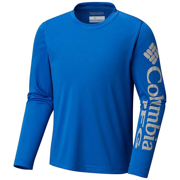 Kid's Terminal Tackle Long Sleeve Tee