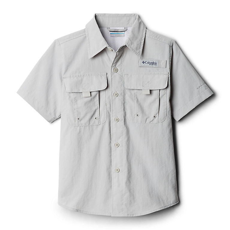 Boys PFG Bahama Short Sleeve Shirt