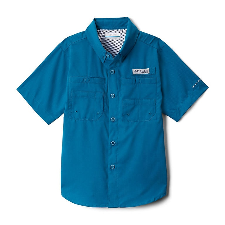 Boy's PFG Tamiami Short Sleeve Shirt