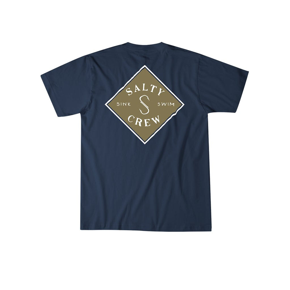 Tippet Two Tone Short Sleeve Tee