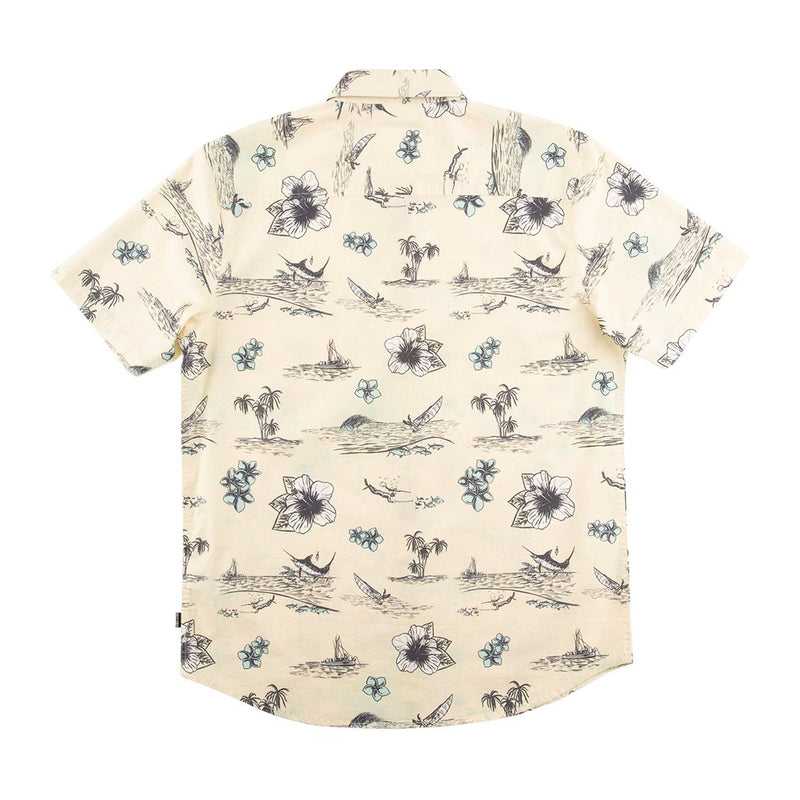 Tropic Sails Short Sleeve Woven Shirt