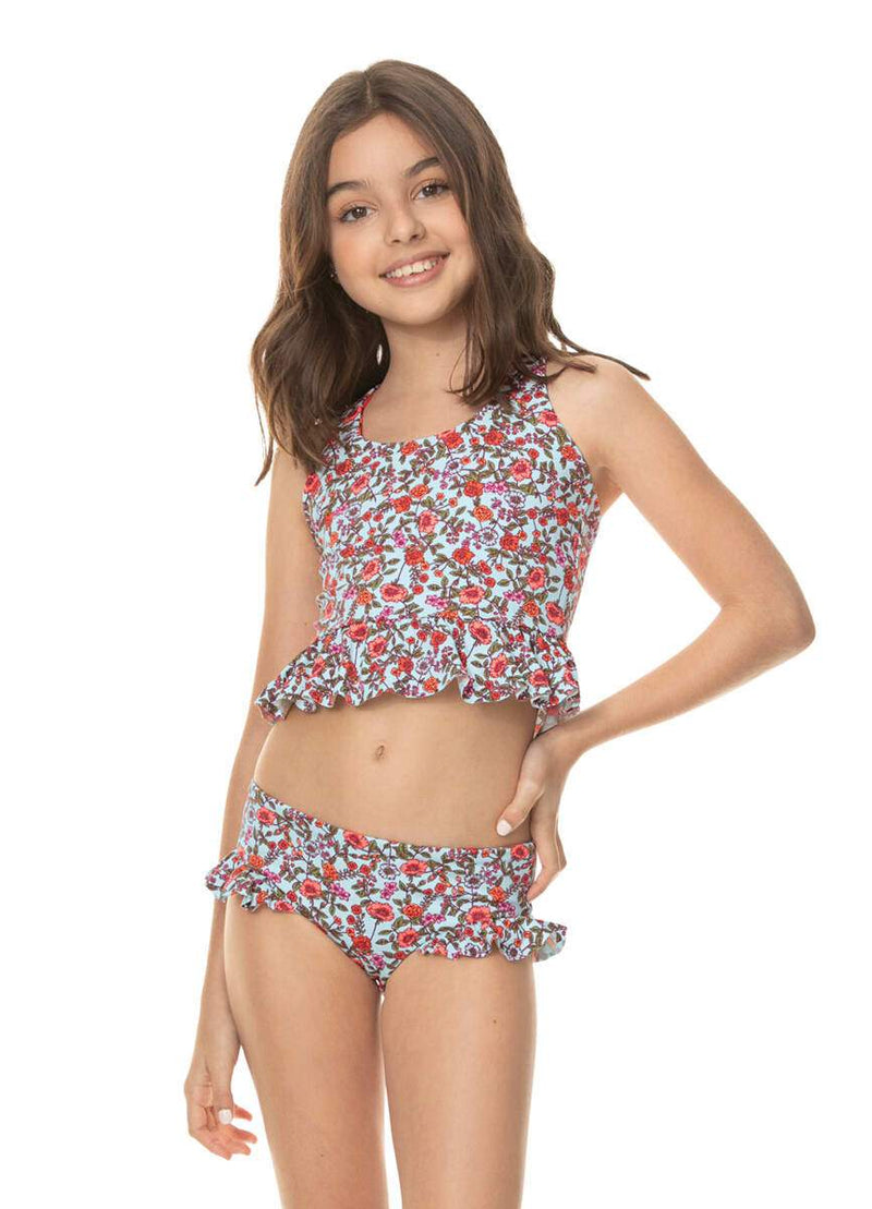 Maaji Surfing Life Deena Girls Tankini Set