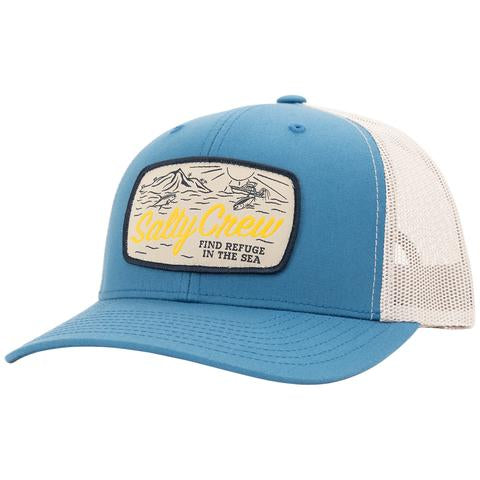 Tuna Isle Retro Trucker