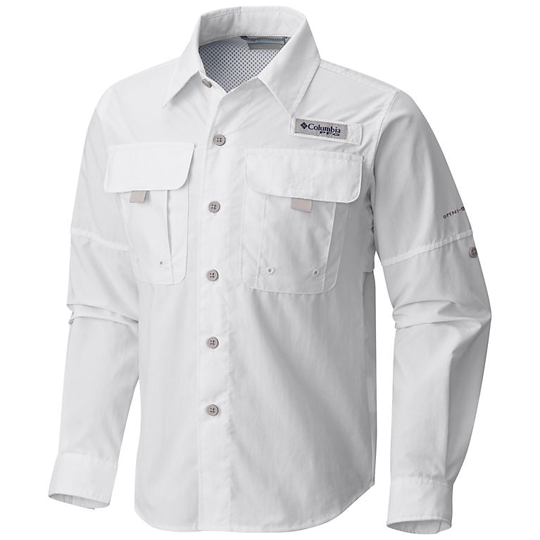 Boy's PFG Bahama Long Sleeve Shirt