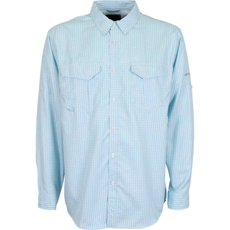 Sirius Long Sleeve Woven Shirt