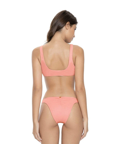 Coral Coast Basic Ruched Teeny