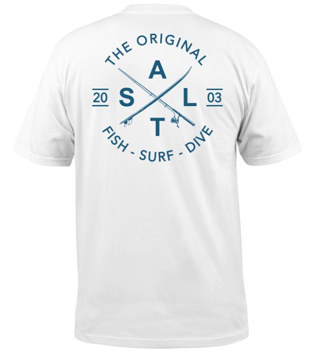 Original Salt Short Sleeve Tee