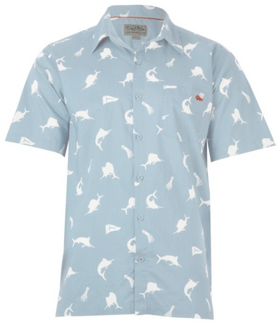 The Hunt Short Sleeve Woven Shirt