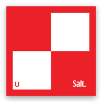 U - Flag Sticker