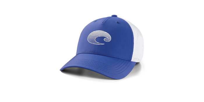 Gradient Logo Performance Trucker Hat